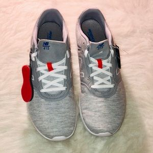 New Balance Shoes - NWT Women's New Balance 415 Gray Sneakers Sz 10.5